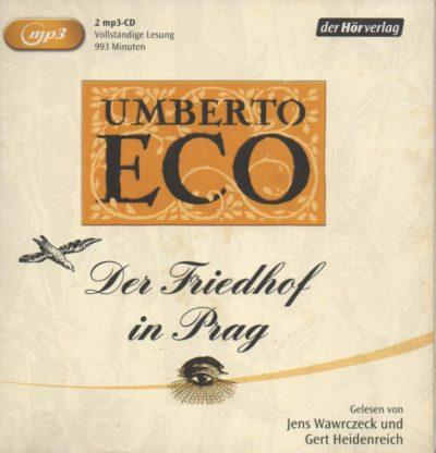 Cover CD Eco Prag